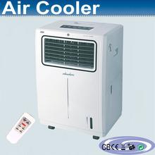 Ca 220v 7.5 con temporizador de horas del ventilador de pedestal con refrigerador de aire para la habitación de aire más fresco