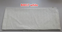 2015 latest design african guinea brocade embroidery fabric of B0017 white