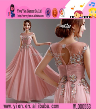 Wholesale High Quality Floor Length Sexy Party Dress Plus Size Chiffon Alibaba China Ladies Formal Evening Dress
