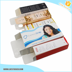 Get 100$ coupon hot sale customized packaging box paper box