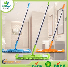 2015 new hot sell products Extendable Flat microfiber flat mop
