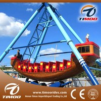 Attractive outdoor cheap amusement rides pirate ship swinging ship for sale