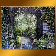 Scenery Decor Art Painting For Home On Canvas