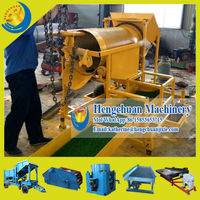 OEM/ODM Customized China Supplier Latest Technology Mineral Washing Plant / Mobile Gold Trommel / Mobile Gold Mining Equipment