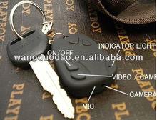 HD 808 Car Keys Micro Camera Manual Key Chain Camera