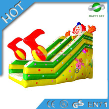 Hot sale!!!inflatable sliding way,inflatable spiderman slides,inflatable bouncy house with slide