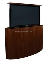 Popular modern design wooden TV stand/TV lift cabinet/led TV stand