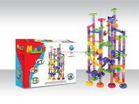 2014 Plastic Marble Run Educational Toys Building Block Track 150PCS