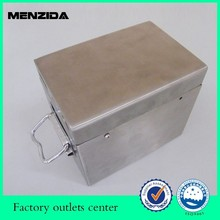 professionally cut out electronic box chassis metal electrical chassis