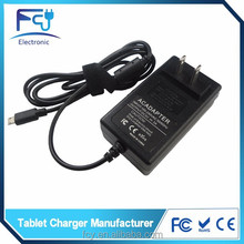 5V 3A Micro USB Pin Power AC/DC Adapter 15W
