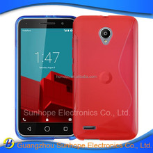 wholesale S line tpu mobile phone case for Vodafone Smart prime 6 VF-895N cover