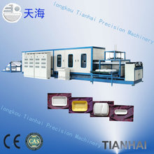 2012 high quality disposable plate production line