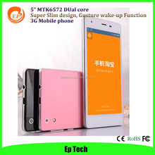 China OEM smartphones manufacturer accept customised Logo/3G Android mobile phone wholesale