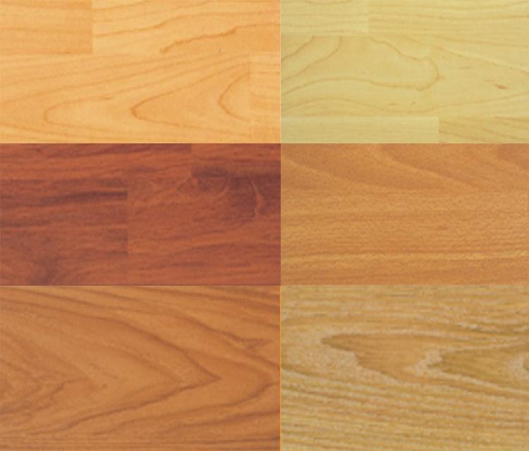yekalon 최신 6 종류의 비닐 PVC 나무 바닥 rool 계단-플라스틱 바닥재 ...