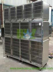 MSLVC01 Modular steel dog cage/pet cage for sale