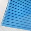 4-12mm ten years garranty polycarbonate sunshade panels twin walls pc sheets