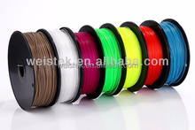 2015 economical and new technology 3d printer filament manufactures and pla\/abs 3d printer filament for sale