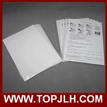 inkjet/laser heat press water transfer paper