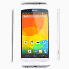 "OEM Unlocked MT6582 1.3GHz 1GB RAM + 8GB ROM 5.5"" Quad Core Android 4.4 Wifi 3G GPS Smartphone 8MP Dual SIMs Mobile Phone"