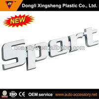 Sport model car sticker