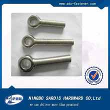 316 stainless steel Standard Eye Bolts, Rod Ends
