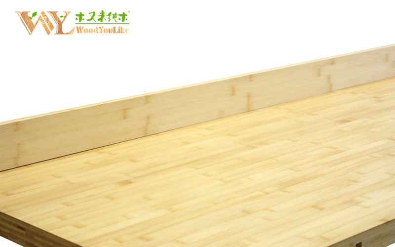 Keukenwerkblad Hout : echt hout keukenwerkblad bamboe bamboe massief houten
