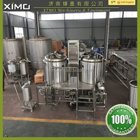 can produce high quality beer Brewhouse