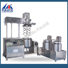 Fuluke cosmetics manufactur emulsifying machinery/Vacuum Emulsifying Mixer