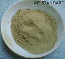 bentonite clay well drilling