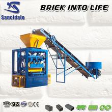paver block machine price in india/fully automatic concrete block making machine/block making machine price list