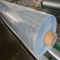 Nantong Normal Transparent PVC Plastic Film For Packaging