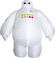 big hero 6 baymax mascot costume -828302#
