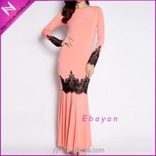 new lace model baju kurung modern