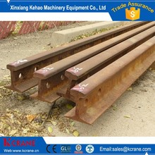 Wholesale alibaba railroad steel rail products used in industry