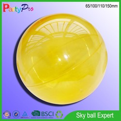 hot new products for 2015 bulk wholesale big soft bouncing air plastic ball