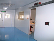 2015 new product hospital clean room door for exterior and interior