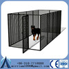 2015 outdoor big clamp connector dog runs dog kennel