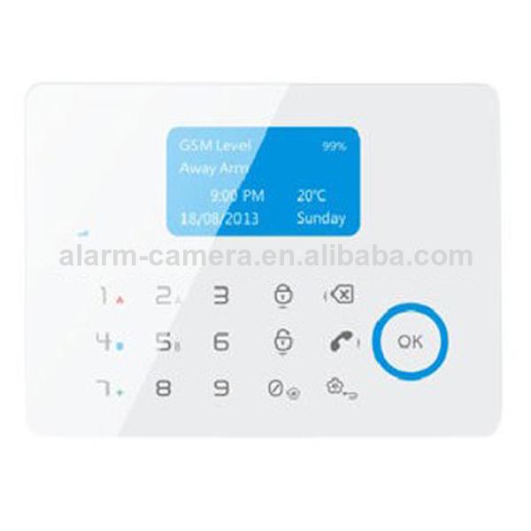 Nueva app en app store& google jugar de alarma gsm inalámbrico inglés/francés/italiano/holandés/ruso/español la versión