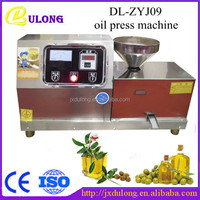 Top selling 15-30kg/h CE approved screw coconut olive oil press machine for sale