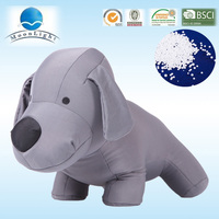 The pet dogs toy microbeads stuffed nylon toys