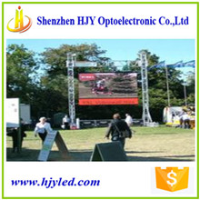 best choose products P12.5 wall mounted led screen