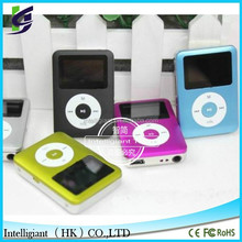 Fashion mp3 digital player with 1.5 inch screen in Christmas