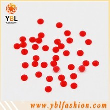 low price opal bulk sale plactic acrylic stone iron in clothes