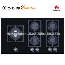 Cast iron gas stove/(CE approved)