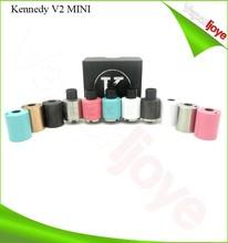 best selling products PEEK insulator engraved K logo kenndy RDA mini