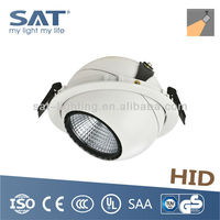 E27 Metal Halide Lamp 35W Round Recessed DownLighting