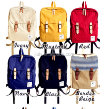 canvas Boys And Girls leisure travel canvas Shoulder Bags