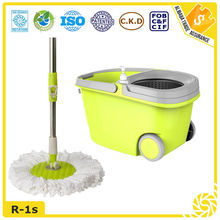 super quality catch mop with stainless steel mop stick