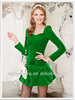 /product-gs/dabuwawa-female-s-green-appliqued-bow-rhinestoned-collar-velour-dress-1607453399.html