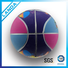 international standard size new arrival lowest price rubber panels 8 basketball